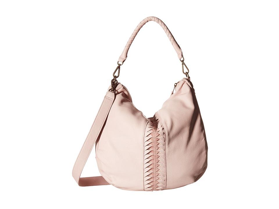 Liebeskind - Niva (Antique Pink) Shoulder Handbags