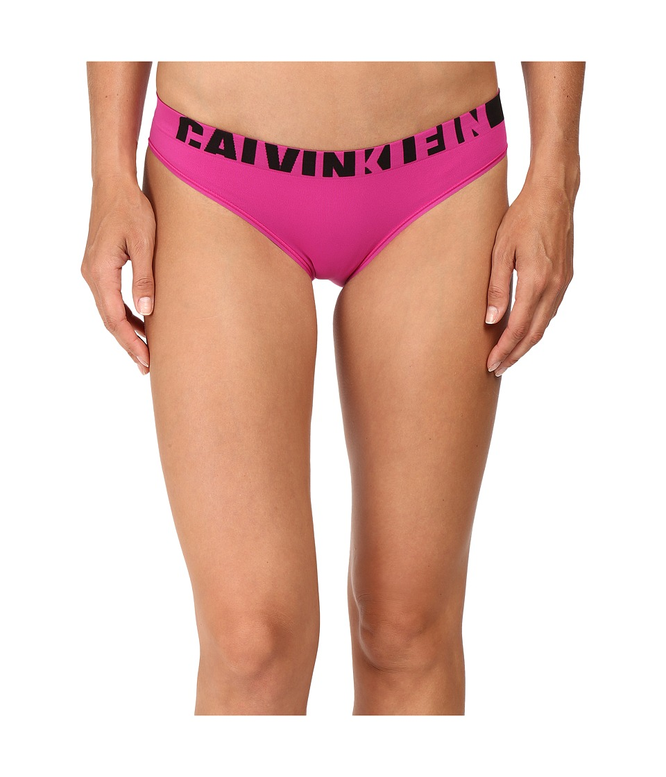 Calvin Klein Underwear - Logo Cotton Bikini (Striking) Women's Underwear