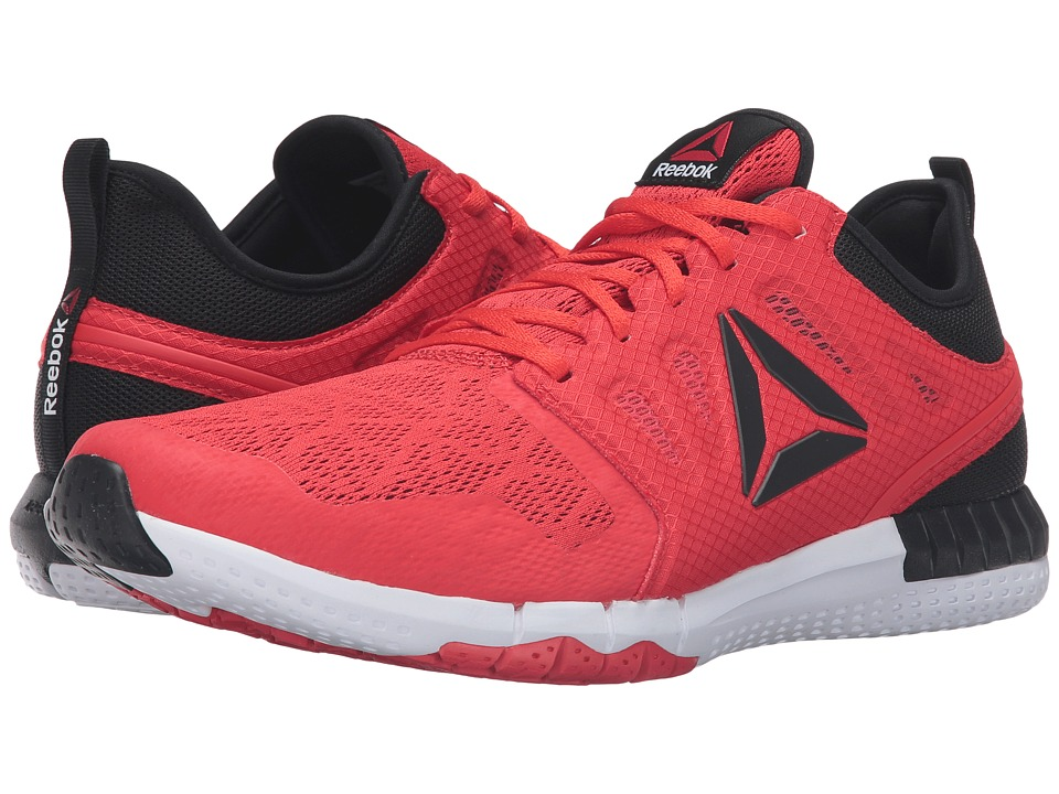 Reebok - ZPrint 3D (Riot Red/Black/White) Men's Running Shoes
