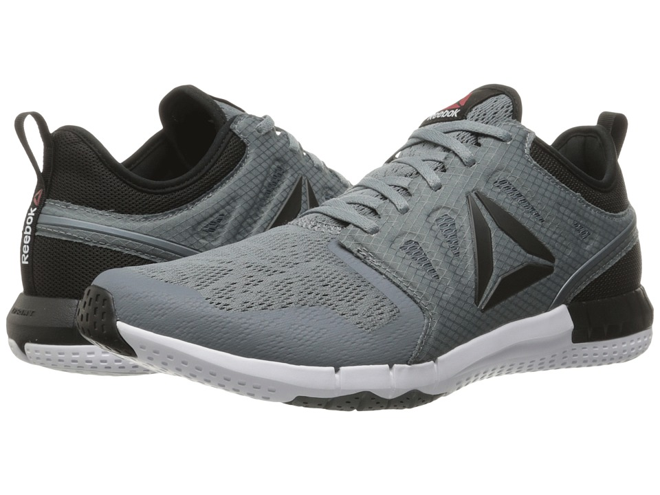 Reebok - ZPrint 3D (Asteroid Dust/Coal/White/Black) Men's Running Shoes