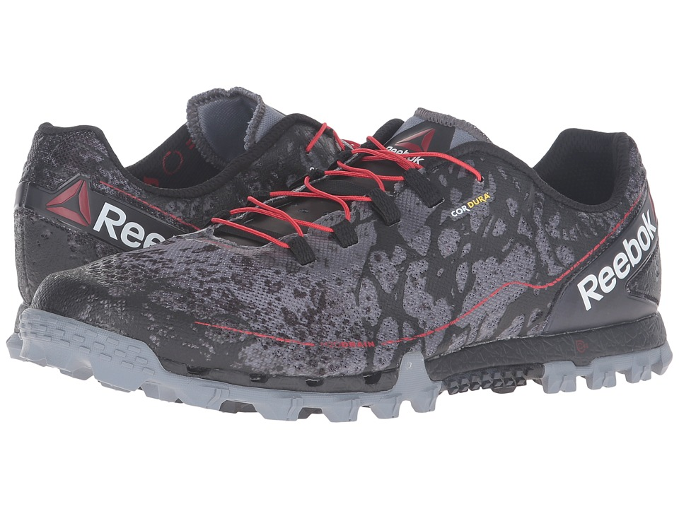 Reebok - All Terrain Super OR (Asteroid Dust/Black/Riot Red/Smokey Black) Men's Running Shoes