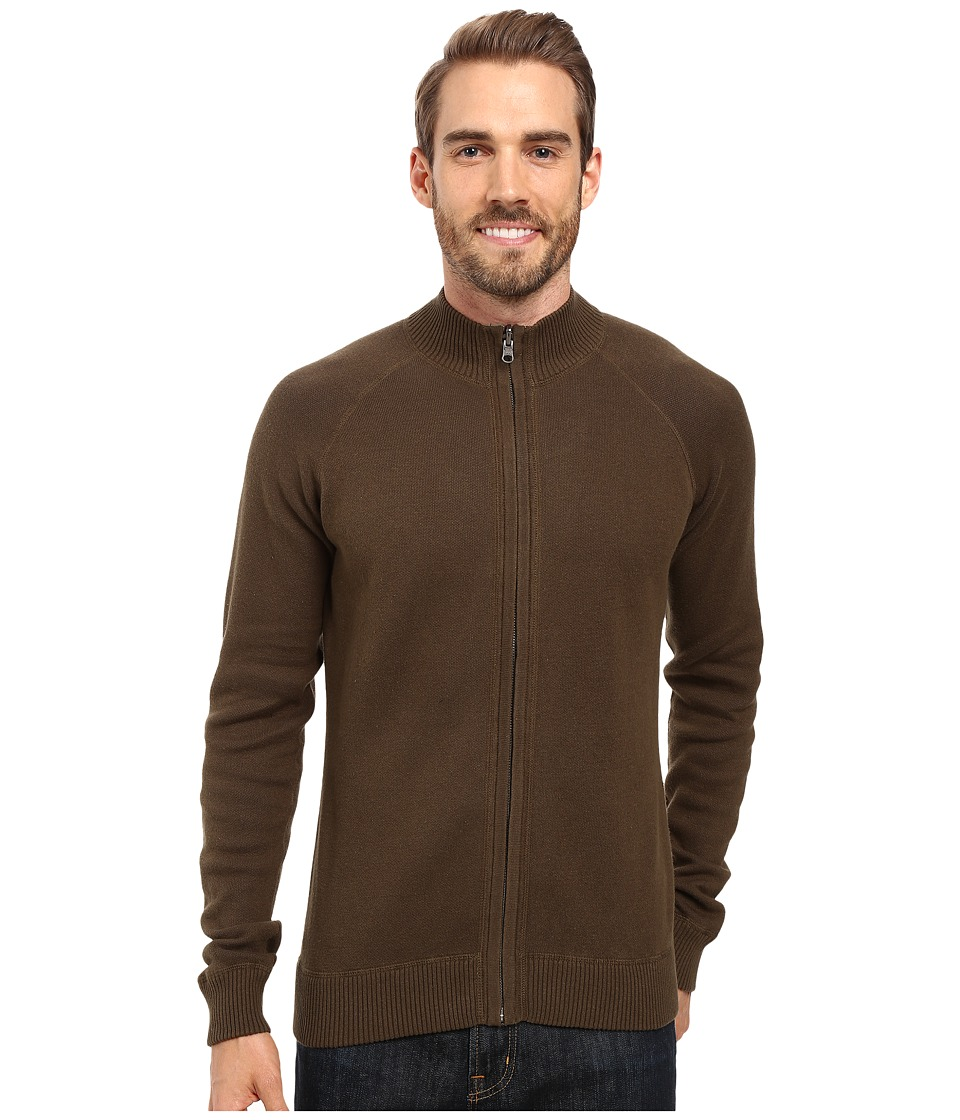 Ecoths - Nolan Sweater (Tarmac/Gravel) Men's Long Sleeve Pullover