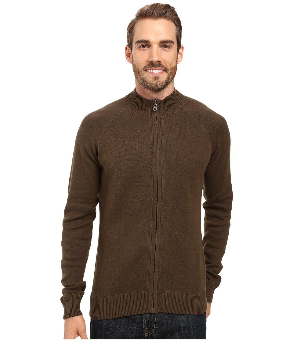 Ecoths - Nolan Sweater (Tarmac/Gravel) Men's Long Sleeve Pullover
