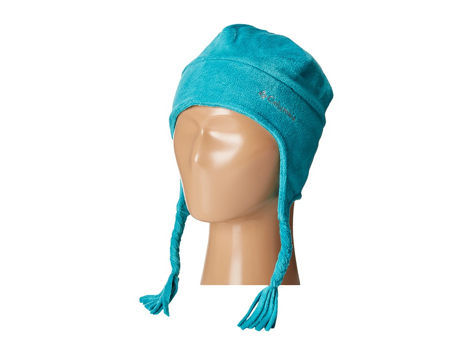 Columbia - Pearl Plush Hat (Youth) (Miami) Knit Hats