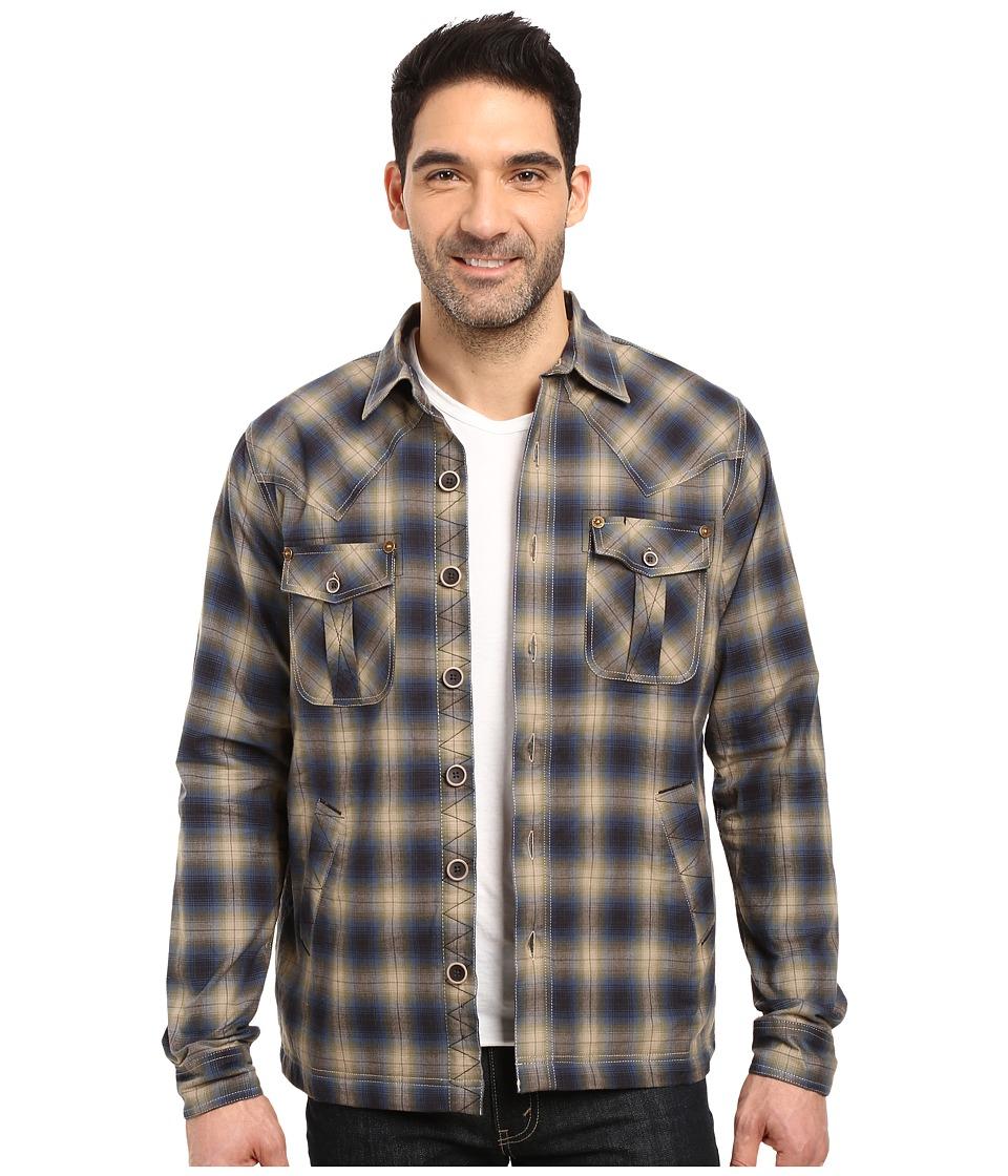 Ecoths Cooper Shirt Jacket (Mallard) Men