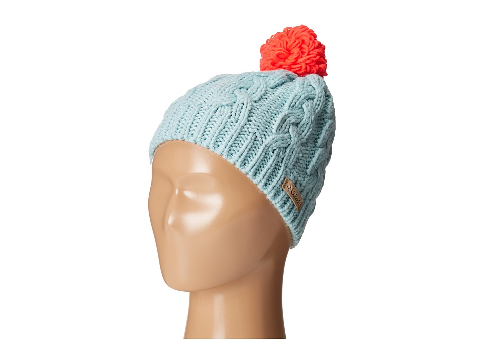 Columbia - In-Bounds Beanie (Youth) (Spray/Laser Red) Beanies