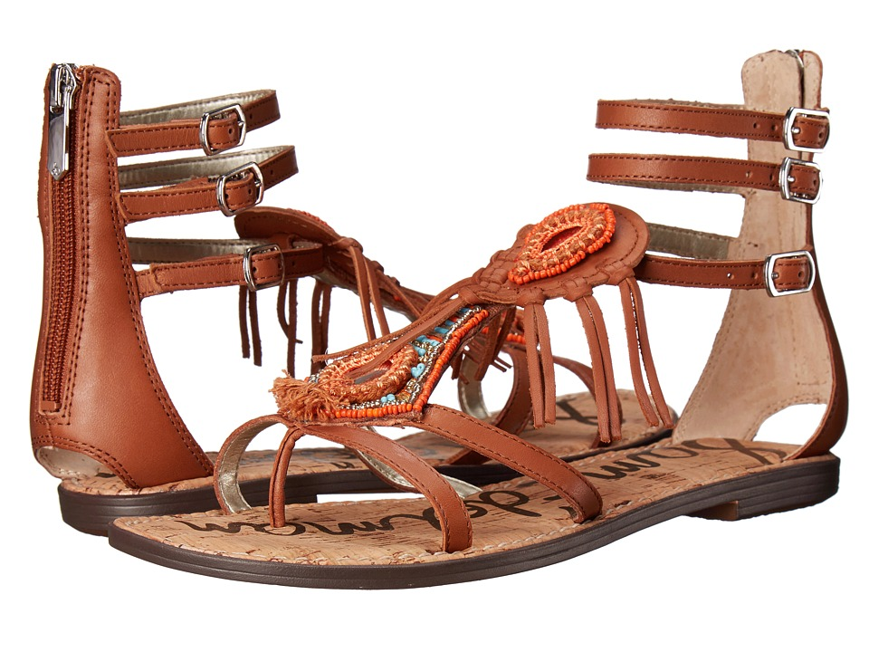 Sam Edelman - Genesee (Saddle Vaquero Saddle Leather) Women's Sandals