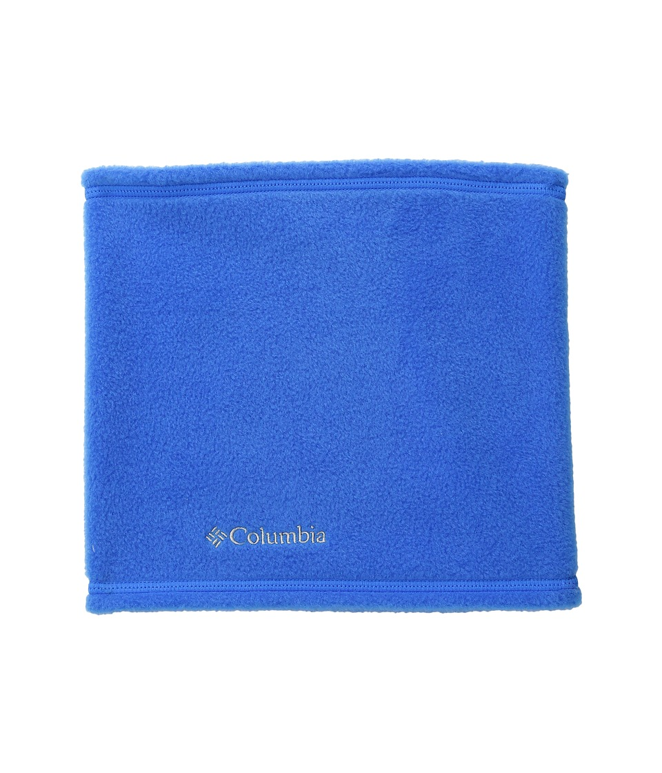 Columbia - Fast Trek Neck Gaiter (Youth) (Super Blue) Scarves