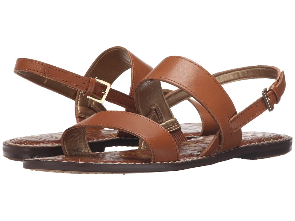 Sam Edelman - Georgiana (Saddle Vaquero Saddle Leather) Women's Sandals