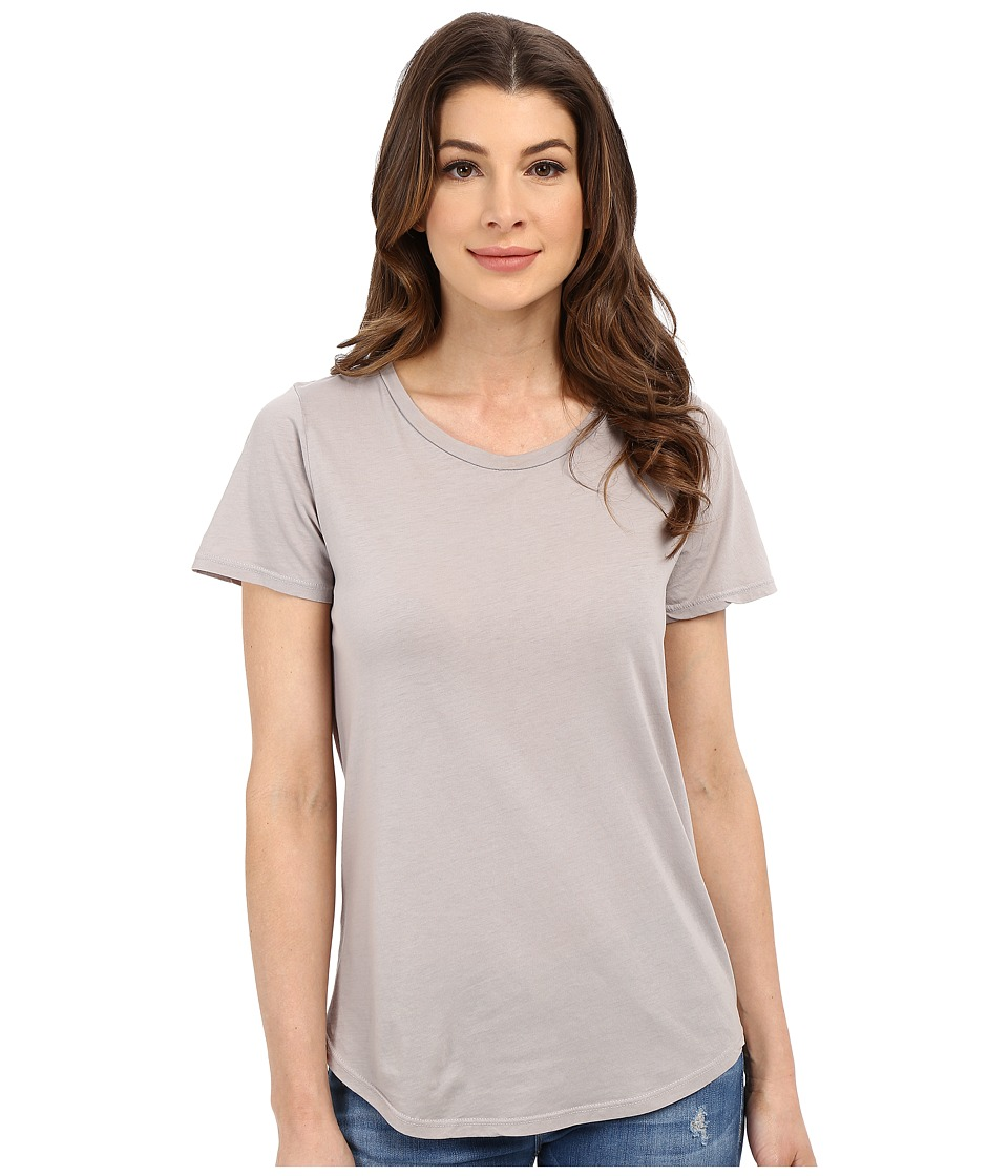 The Beginning Of - Effie Perfect Fit Tee (Dove) Women's T Shirt