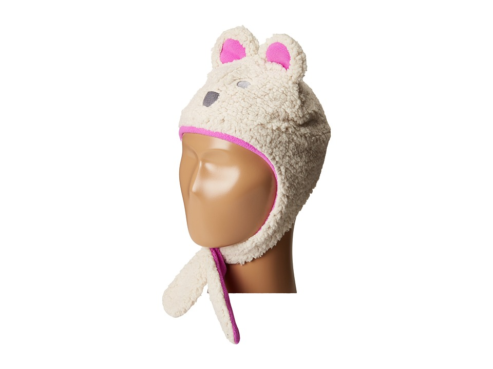 Columbia - Tiny Bear Hat (Infant) (Sea Salt/Columbia Grey/Foxglove) Knit Hats