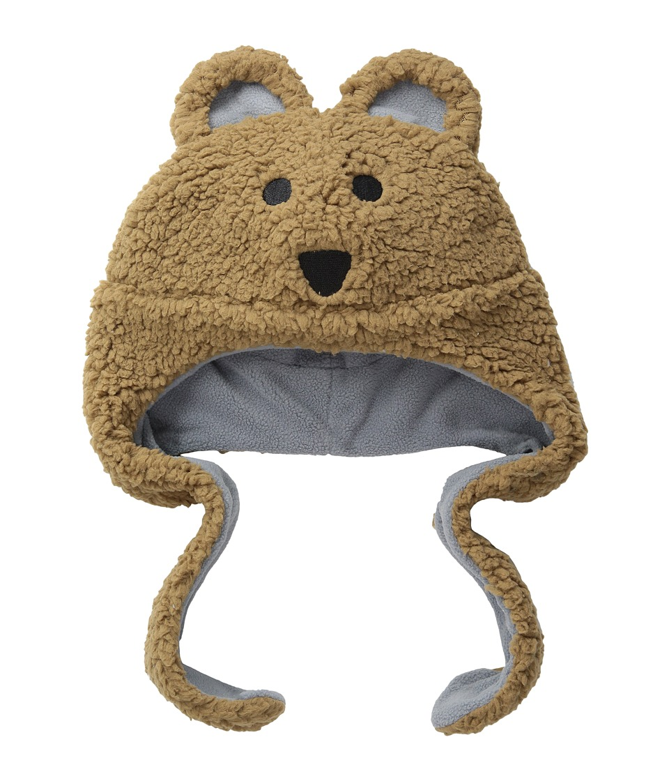 Columbia - Tiny Bear Hat (Infant) (Delta/Grey Ash) Knit Hats
