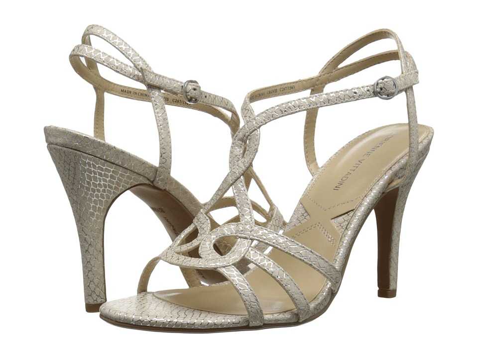 Adrienne Vittadini - Grovis (Bone Metallic) High Heels