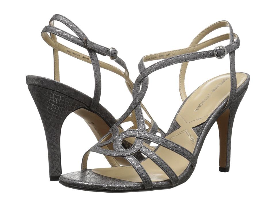 Adrienne Vittadini - Grovis (Pewter Metallic) High Heels