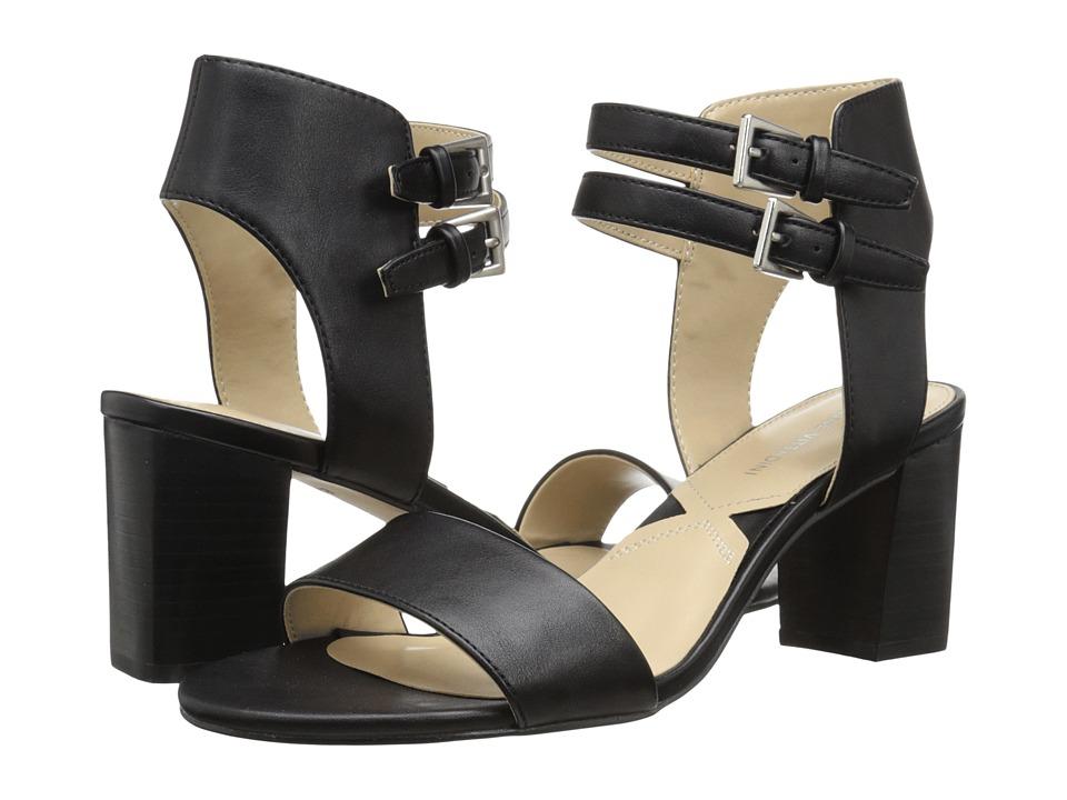 Adrienne Vittadini - Palti (Black Smooth) High Heels