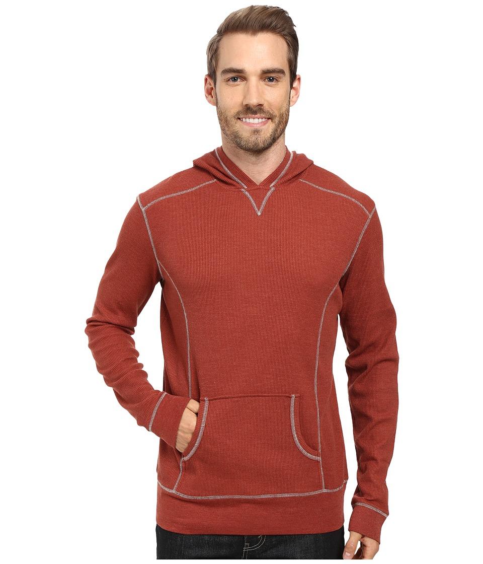 Ecoths - Jack Hoodie (Henna) Men's Clothing