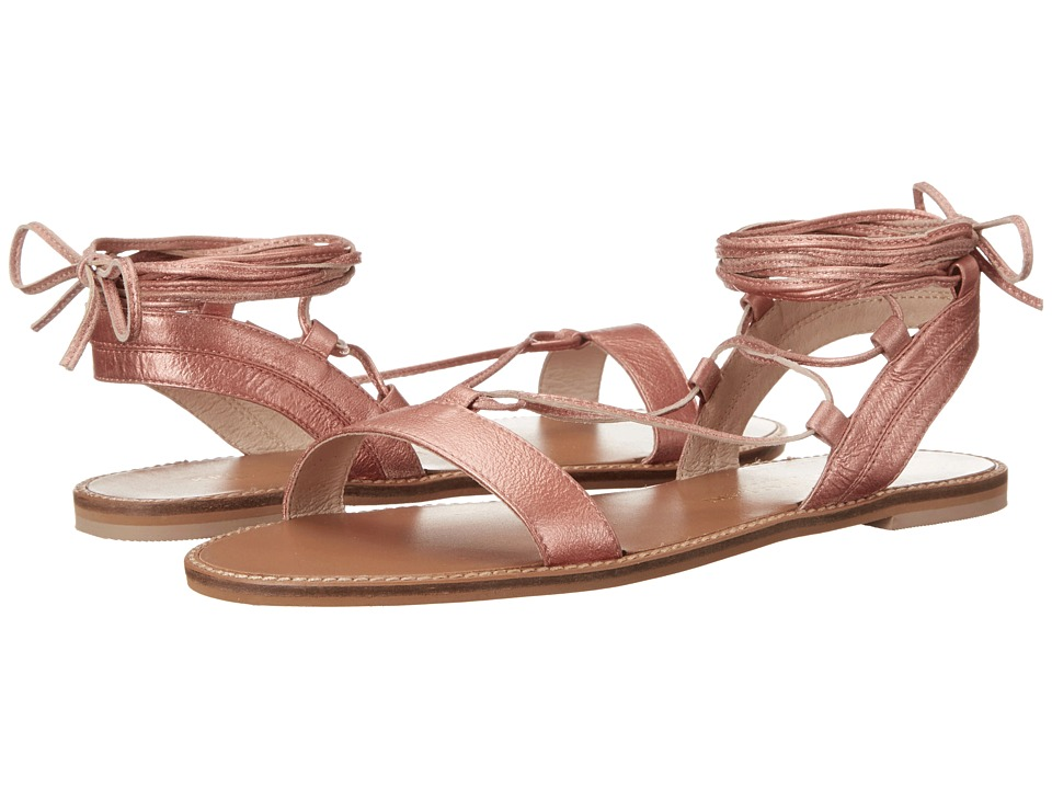 Kristin Cavallari - Belle (Coral Tumbled Leather) Women's Sandals