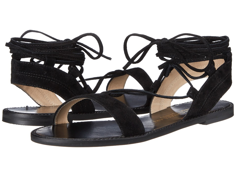 Kristin Cavallari - Belle (Black Kid Suede) Women's Sandals