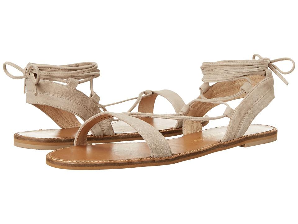 Kristin Cavallari - Belle (Mushroom Kid Suede) Women's Sandals