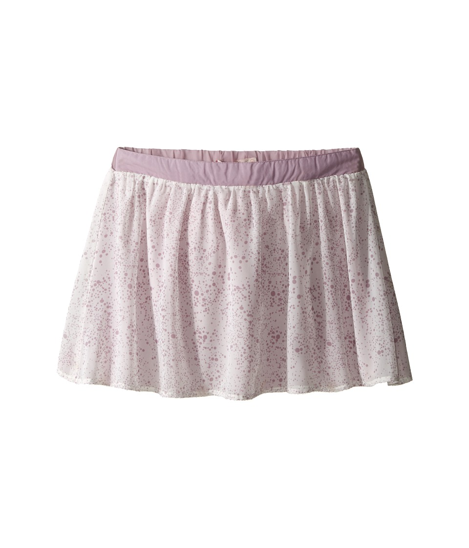 Appaman Kids - Soft and Lined Sadie Gathered Skirt with Elastic Back Waist (Toddler/Little Kids/Big Kids) (Speckle) Girl's Skirt