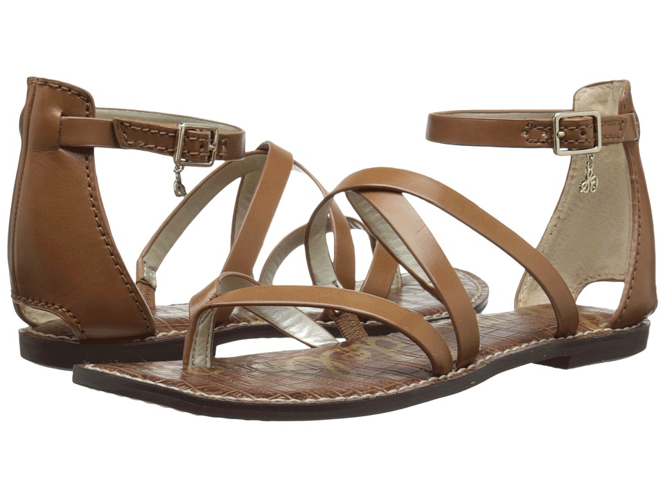 Sam Edelman - Gilroy (Saddle Vaquero Saddle Leather) Women's Sandals
