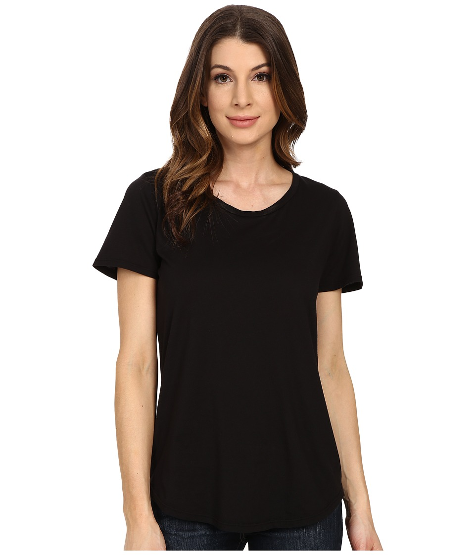 The Beginning Of - Effie Perfect Fit Tee (Black) Women's T Shirt