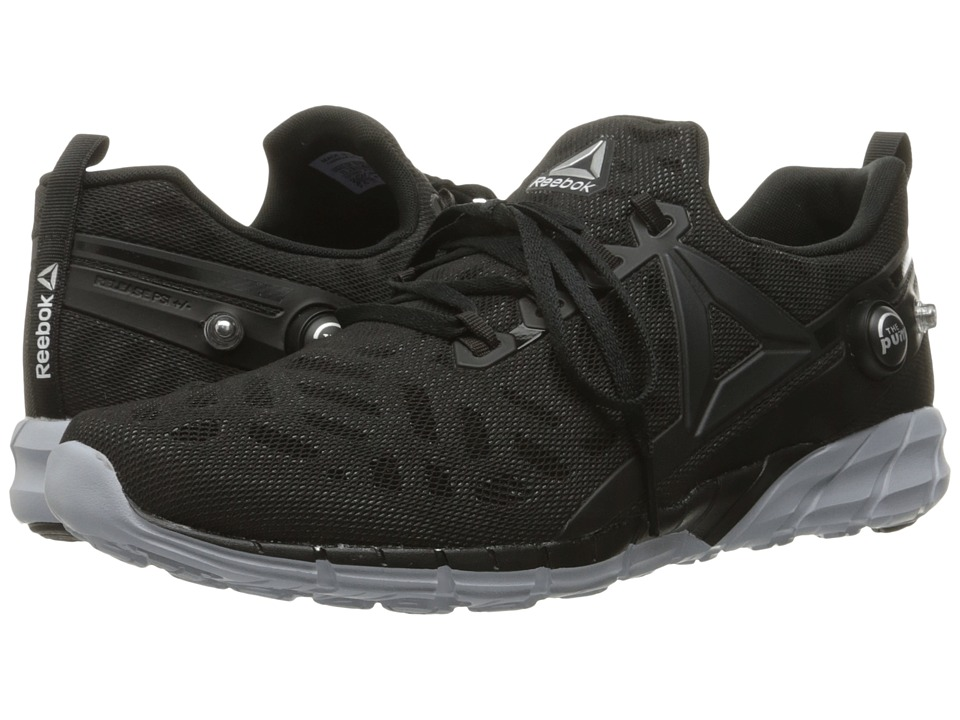 Reebok - ZPump Fusion 2.5 (Black/Coal/White/Cloud Grey) Women's Running Shoes