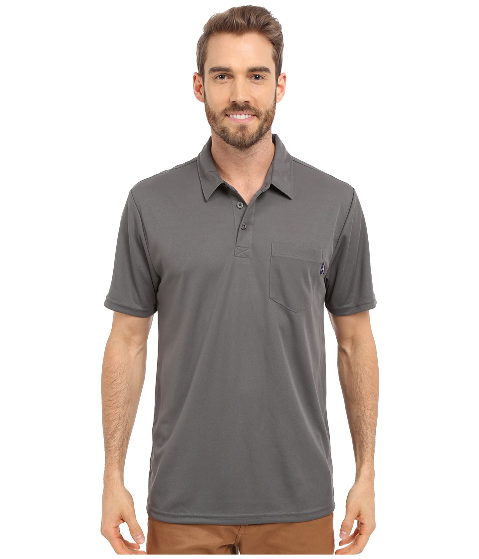 Jack O'Neill - Front 9 Knits (Castle Rock) Men's Short Sleeve Knit