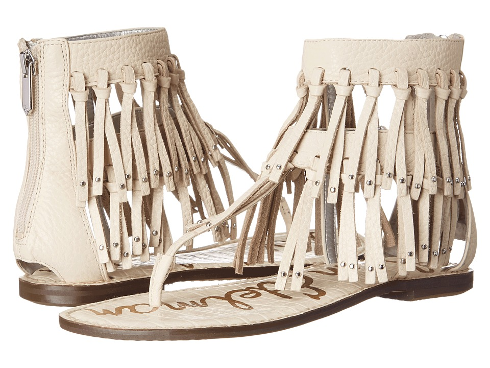 Sam Edelman - Griffen (Modern Ivory New Tumble Leather) Women's Sandals