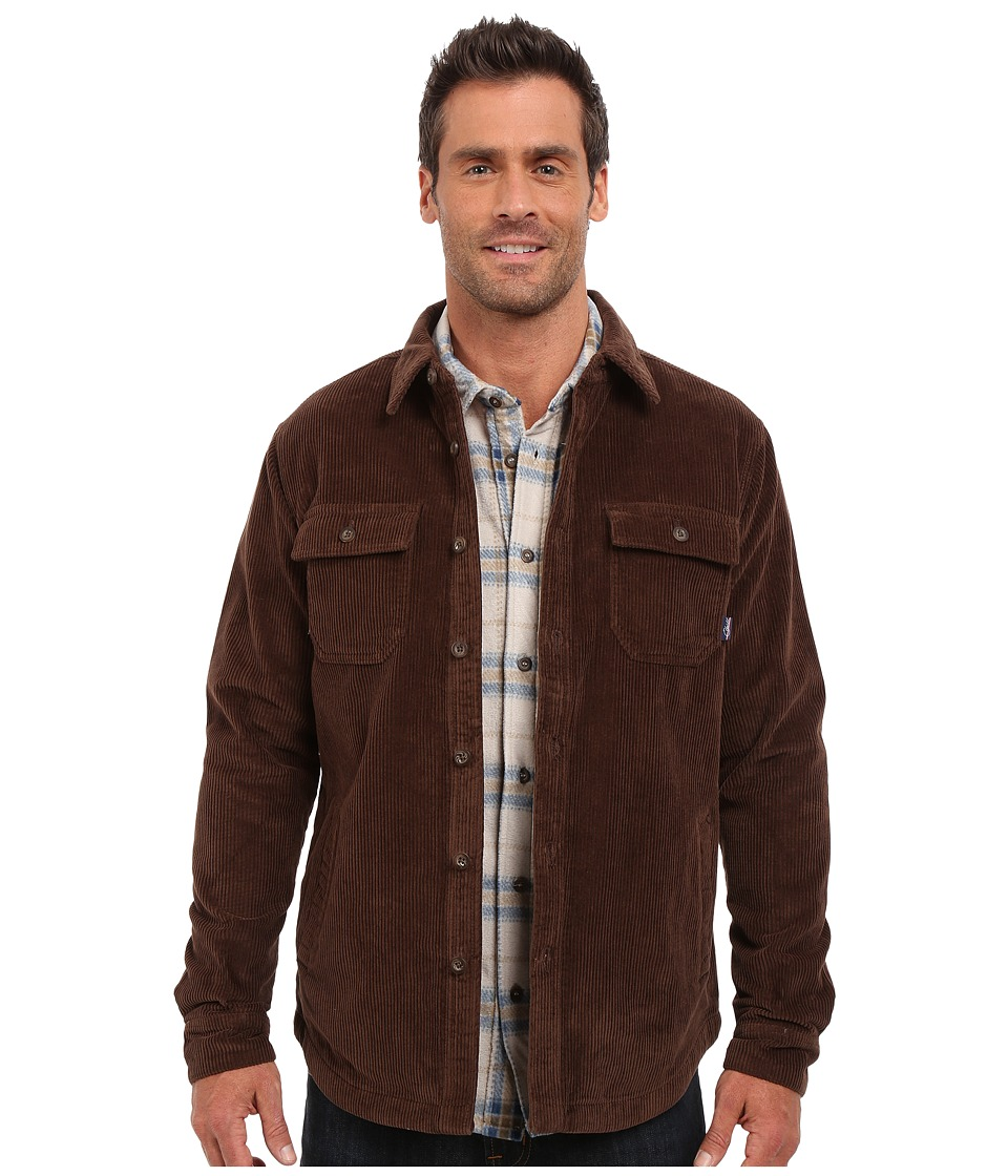Jack O'Neill - Breakers Jackets (Dark Brown) Men's Coat