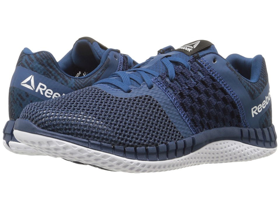 Reebok ZPrint Run Hazard GP (Noble Blue/Collegiate Navy/White) Women