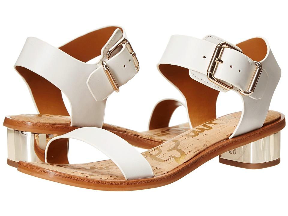 Sam Edelman - Trina (Snow White Atanado Leather) Women's Sandals