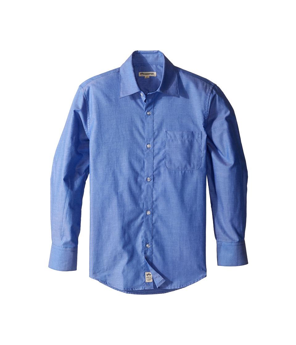 Appaman Kids - Standard Shirt (Toddler/Little Kids/Big Kids) (True Blue) Boy's Clothing