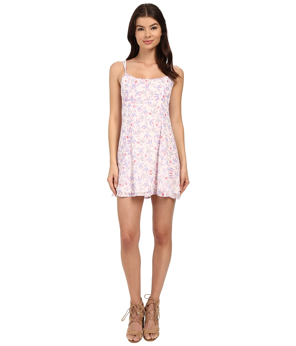 Brigitte Bailey - Amelia Floral Tank Dress (Lilac) Women's Dress