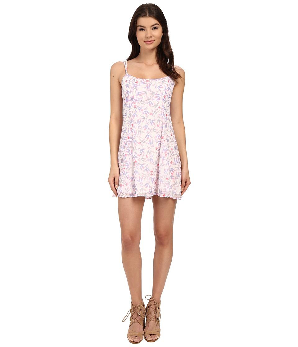 Brigitte Bailey - Amelia Floral Tank Dress (Lilac) Women's Dress