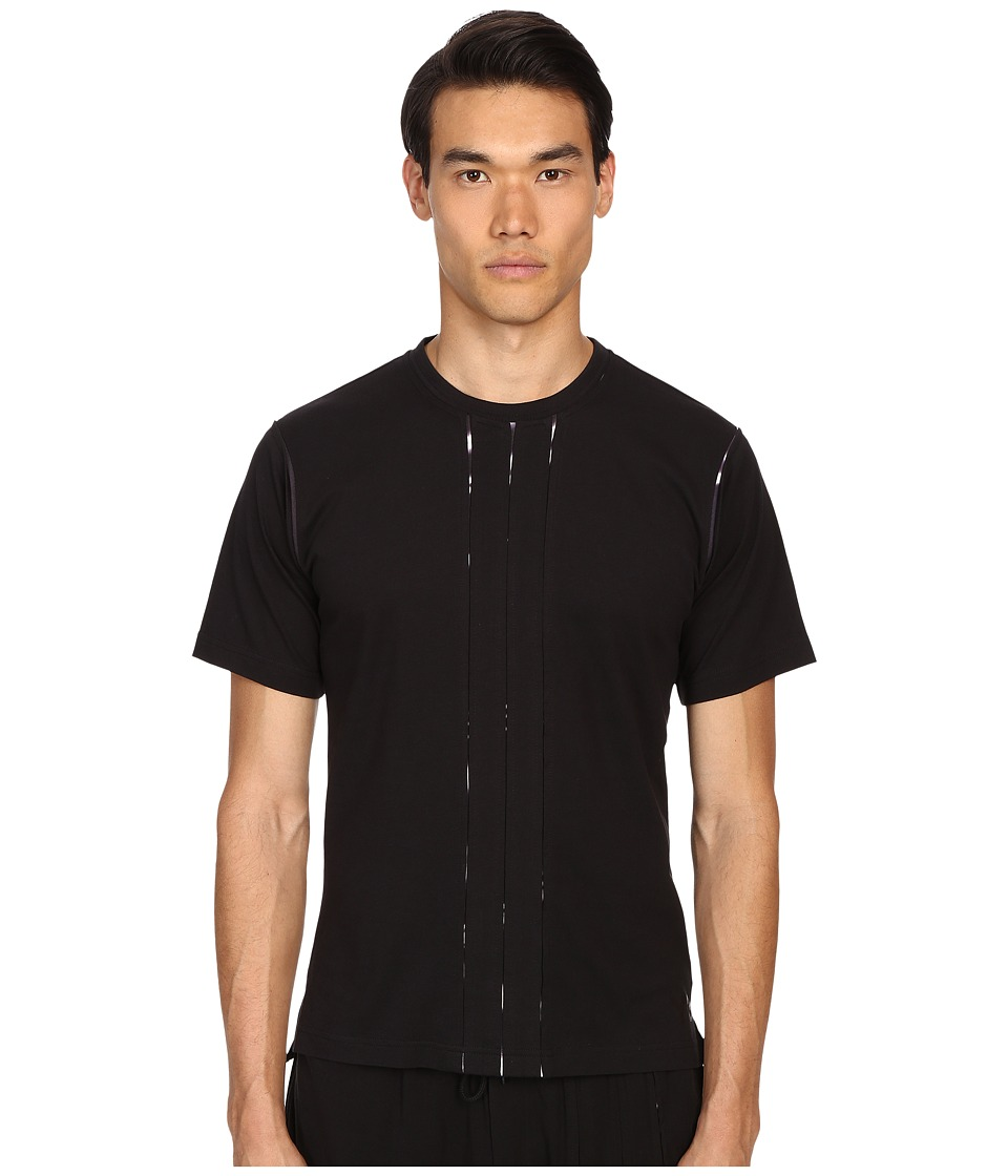 adidas Y-3 by Yohji Yamamoto - Flex T-Shirt (Black) Men's T Shirt