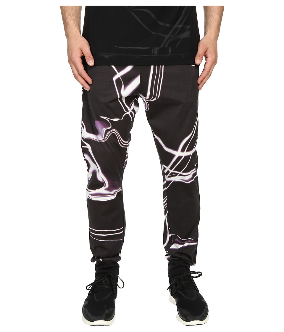 adidas Y-3 by Yohji Yamamoto - Motion Long John Leggings (Aop Lightning) Men's Casual Pants