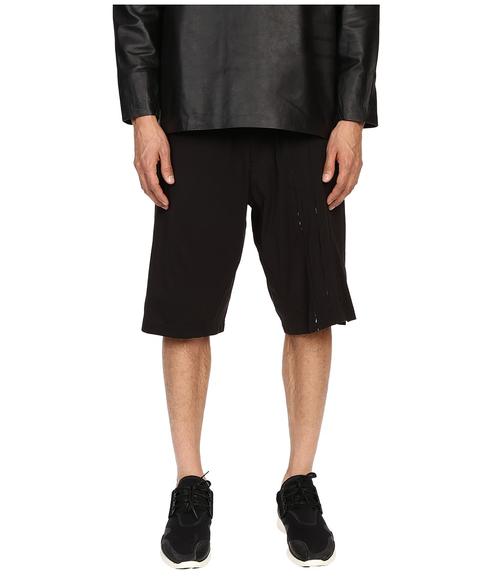 adidas Y-3 by Yohji Yamamoto - Flex Shorts (Black) Men's Shorts