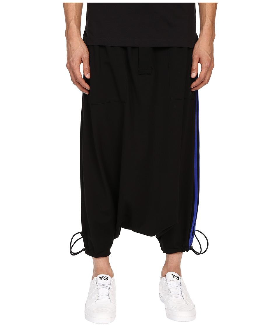 adidas Y-3 by Yohji Yamamoto - Energy Sarouel (Black) Men's Shorts