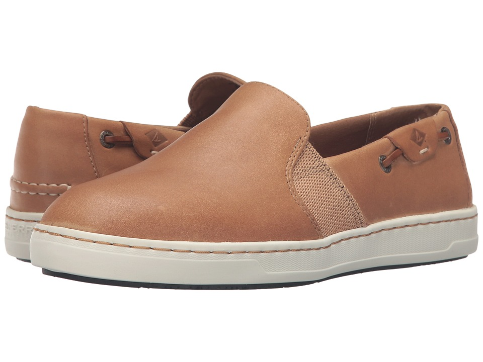 Sperry Top-Sider - Harbor View (Tan) Women's Slip on Shoes