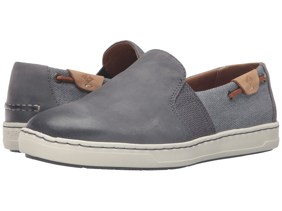 Sperry - Harbor View (Smoked Pearl) Women's Slip on Shoes