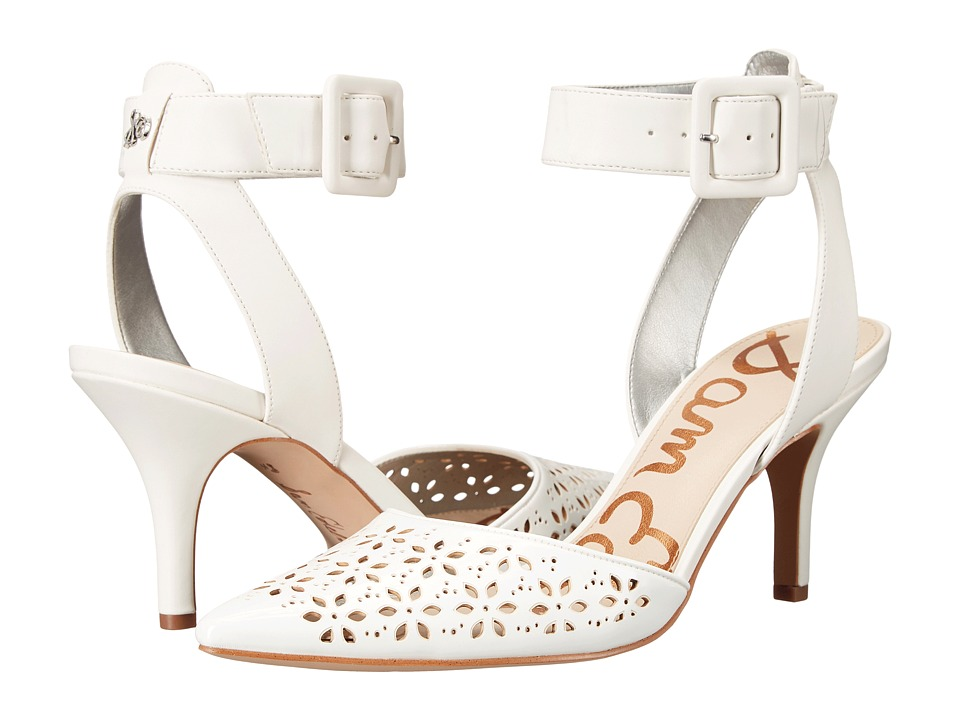 Sam Edelman - Odynna (Bright White Patent) High Heels
