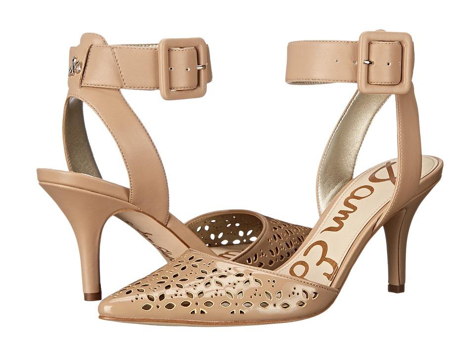 Sam Edelman - Odynna (Classic Nude Patent) High Heels