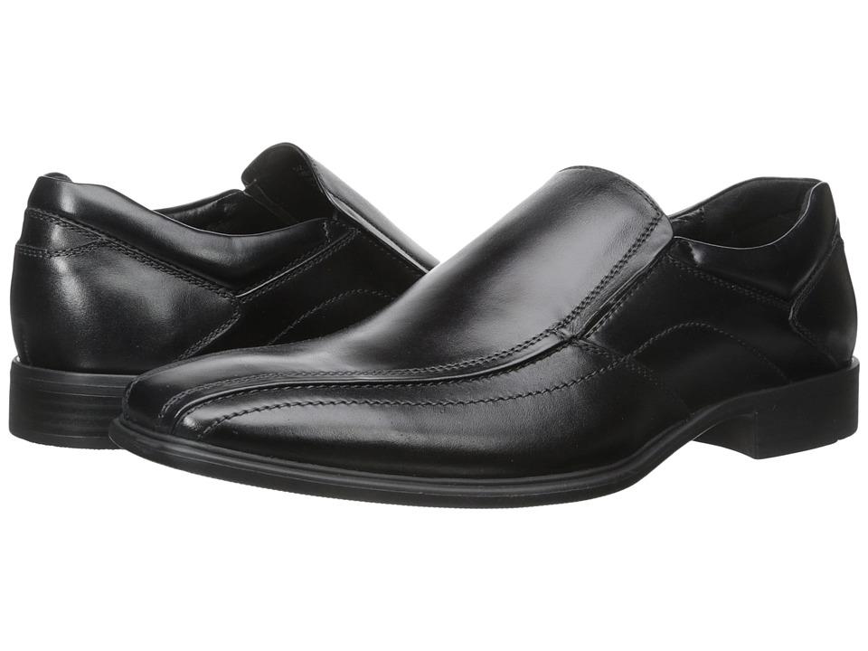 Kenneth Cole Reaction - Biz-Y Work (Black) Men's Slip on Shoes