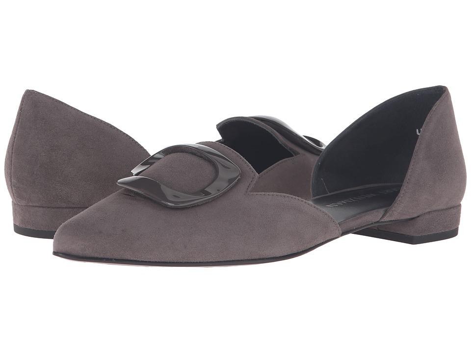 Stuart Weitzman - Dorsini (Londra Suede) Women's Slip on Shoes