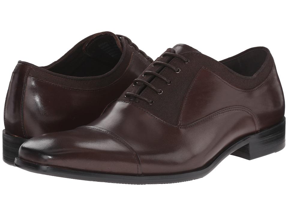 Seule Chaussure En Daim Sangle Moine Kenneth Cole qCty9Sanb