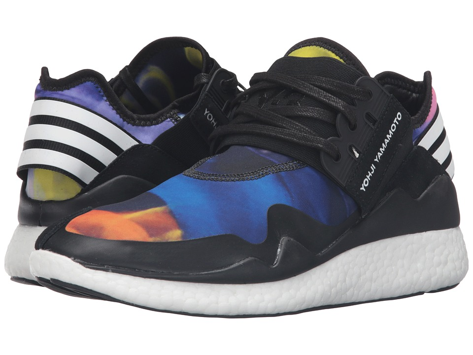 adidas Y-3 by Yohji Yamamoto - Retro Boost (AOP Brownian/Core Black/White) Men's Shoes