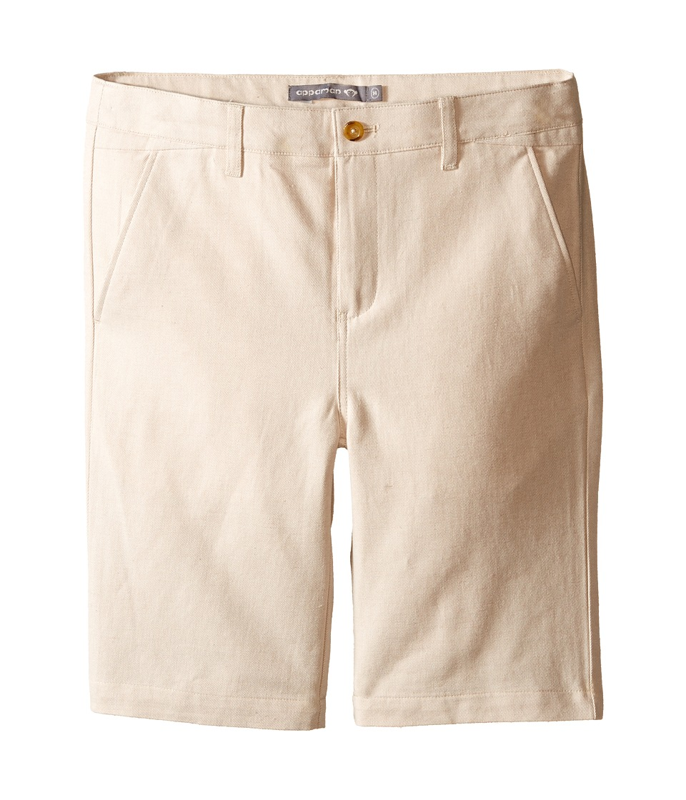Appaman Kids - Classic Trouser Shorts (Toddler/Little Kids/Big Kids) (Sand) Boy's Shorts