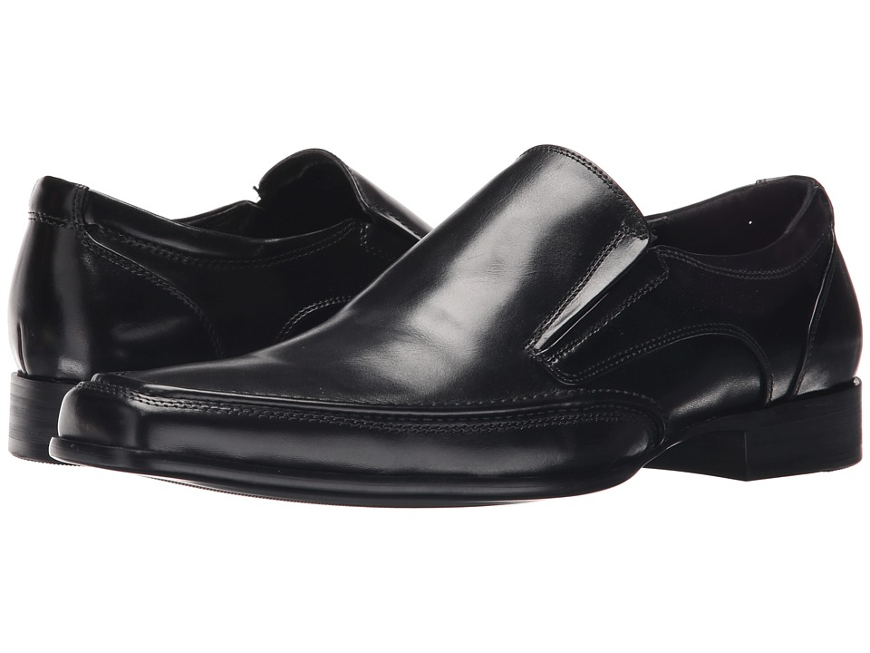 Kenneth Cole Reaction - Humor Me (Black) Men's Slip on Shoes