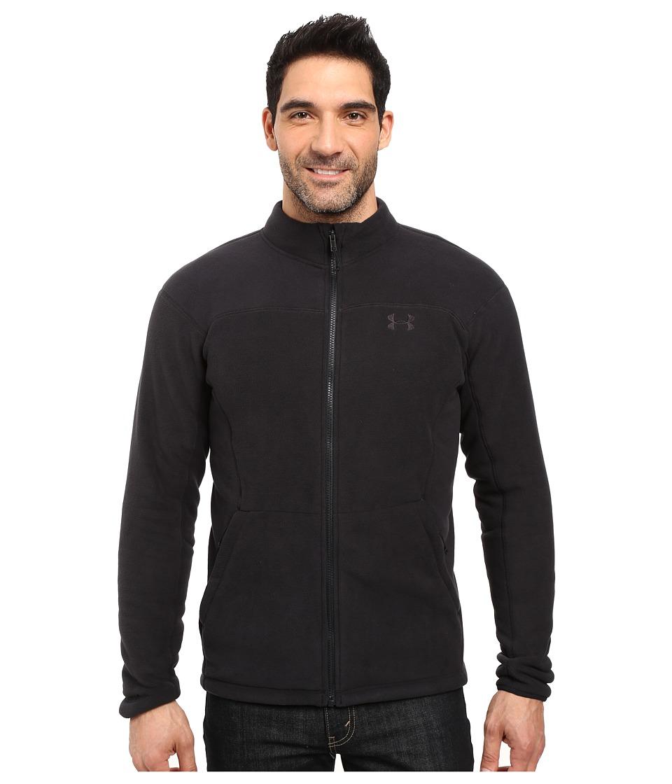 Under Armour UA Tac Superfleece Jacket (Black) Men